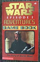 The Fury of Darth Maul (Star Wars Episode 1 Adventures Game Book, Volume 3)