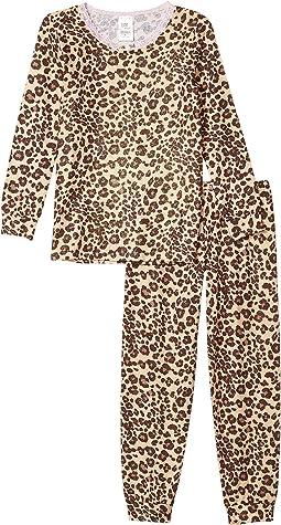 Shimmer Leopard/Blush