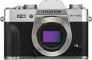 Fujifilm X-T30 Camera Body Only - Silver