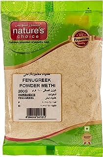 Natures Choice Fenugreek Powder - 200 gm