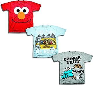 b600baf77 Amazon.com: Sesame Street - T-Shirts / Tops & Tees: Clothing, Shoes ...