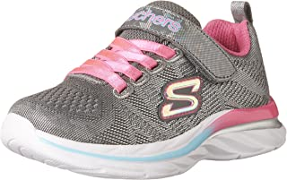Skechers Kids' Quick Kicks-Shimmer Dance Sneaker