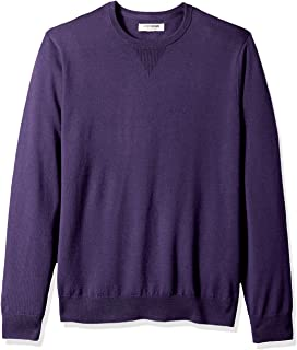 Amazon Brand - Goodthreads Men's Lightweight Merino Wool Crewneck Sweater