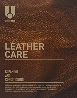 Leather Master Cleaning and Conditioning Leather Care Kit - 250ml