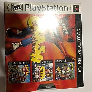 Crash Bandicoot: Collector's Edition (Crash Bandicoot: Warped / CTR: Crash Team Racing / Crash Bash)