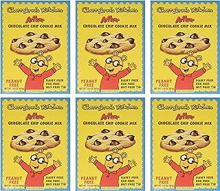 Cherrybrook Kitchen Arthur Chocolate Chip Cookie Mix, 14.8 oz (Pack of 6)