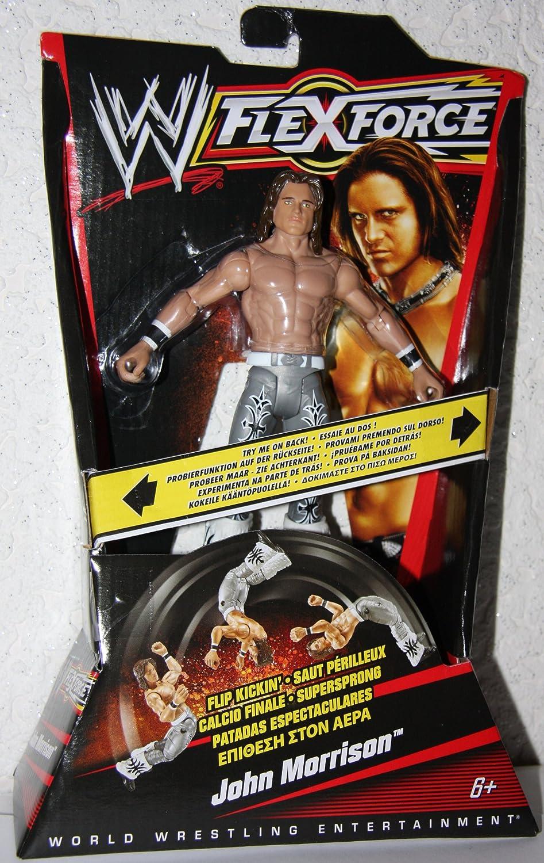 WWE Flip Kickin' John Morrison Flexforce Figure