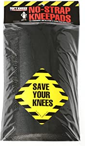 1010 Soft Knees No Strap Knee Pads - Inserts 6