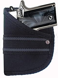 Garrison Grip Custom Fit Woven Pocket Holster Fits Sig Sauer P290 w/or w/o Laser (W2)