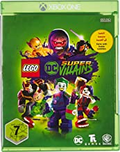 XONE LEGO DC SUPER VILLAINS (R2) NMC ENG STD (PS4)