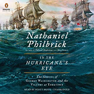 In the Hurricane's Eye: The Genius of George Washington and the Victory at Yorktown (American Revolution)