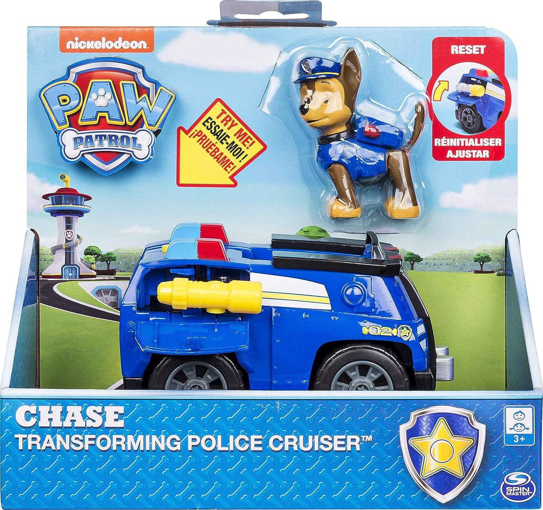 PAW Patrol Basis Fahrzeug - Chase #9