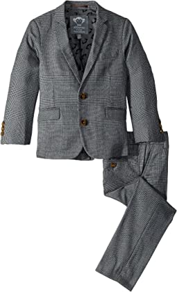 Grey Glen Plaid