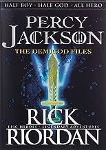 Percy Jackson: The Demigod File: Rick Riordan