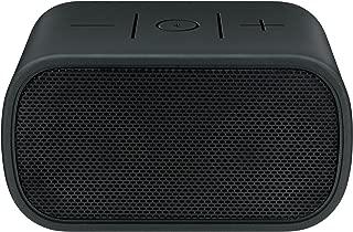 Logitech UE Mobile Boombox Bluetooth Speaker and Speakerphone (Black Grill/Black)