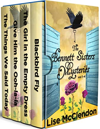 The Bennett Sisters Mysteries Vol 1-4 (English Edition)