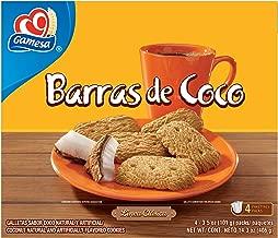 GAMESA Barras De Coco Cookie, 14.30 Ounce