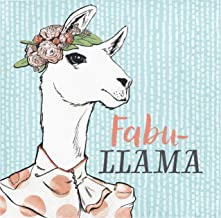 Dapper Animals Llama Beverage Napkins by Elise, 48 ct