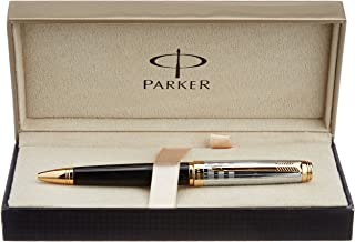 Parker Ambient Deluxe Black GT Ball Point Pen