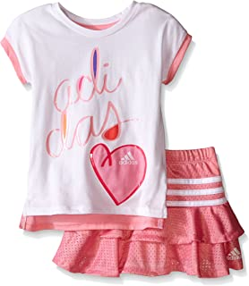 Baby Girls' Top and Skort Set