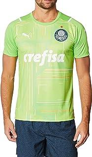 Camisa, PUMA, Palmeiras Goleiro II 2021 Verde M