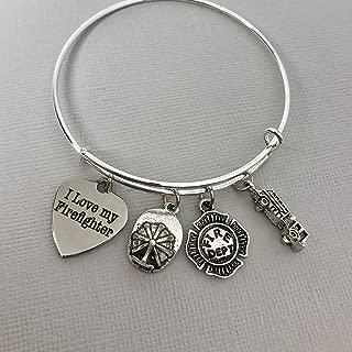 firefighter mom jewelry