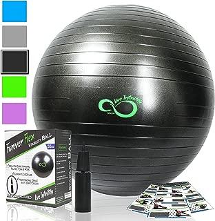 Best anti burst exercise ball 65cm Reviews