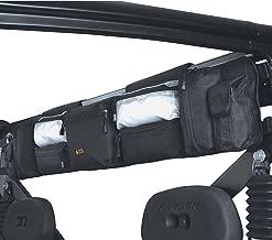 Classic Accessories QuadGear Black UTV Large Roll Cage Organizer (For Most Full Size UTVs)