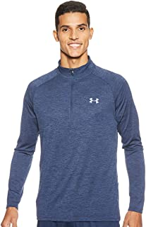 Under Armour Men's UA Tech 2.0 1/2 Zip T-Shirt