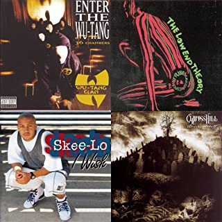 '90s Hip-Hop for Cooking