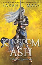 Download Book Kingdom of Ash (Throne of Glass) PDF
