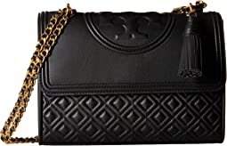 eaf865cb1438 Black. 253. Tory Burch. Fleming Convertible Shoulder Bag
