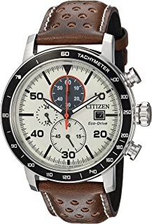 Citizen Watches Men's CA0649-06X Eco-Drive