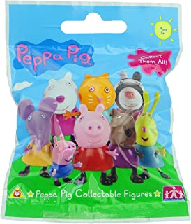 5 Inch Peppa Pig Collectable Figure - 8 To Collect - 1 Chosen At Random [Toy]