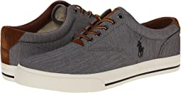 Grey Chambray Herringbone/Sport Suede