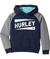 Hurley Kids - Stadium Line Pullover (Little Kids)