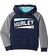 Hurley Kids Stadium Line Pullover (Little Kids)