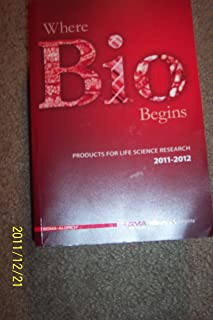 2011-2012 Sigma-Aldrich Catalog: Where Bio Begins - Products for Life Science Research