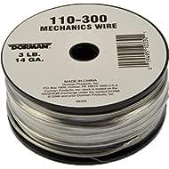 Dorman 110-300 Spool Mechanics Wire - 14 Gauge 3 Pound , 174 Piece