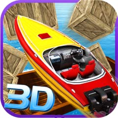 Awesome physics in the game makes it a real simulator game Challenging modes to test your boat skills See how fast you can go and control a speed racer boat