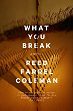What You Break (A Gus Murphy Novel Book 2)