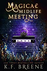 Magical Midlife Meeting: A Paranormal Women's Fiction Novel (Leveling Up Book 5) Kindle Edition