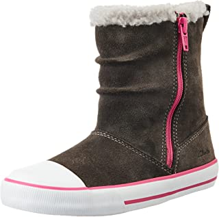 Clarks Girl's Kyla Star Inf Boots
