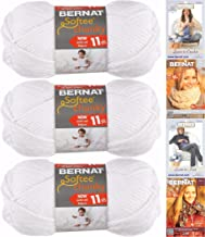 Best bernat softee chunky stripes yarn Reviews