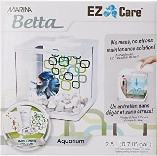 Best self cleaning betta aquarium Reviews