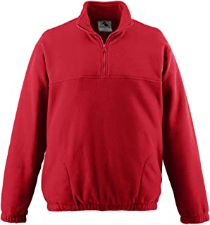 Augusta Sportswear Youth Chill Fleece Half-Zip Pullover