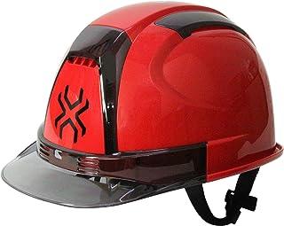 SK11(エスケー11) SPIDER 作業用ヘルメット SPD-No.390Fアカ