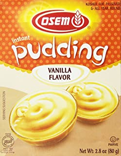 Osem Instant Vanilla Pudding 3 Oz (vanilla)