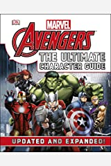 Marvel The Avengers The Ultimate Character Guide Hardcover