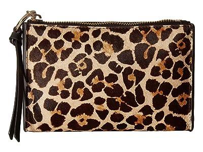 Rebecca Minkoff 25 mm Exotic Belt Bag (Cheetah/Gold) Women